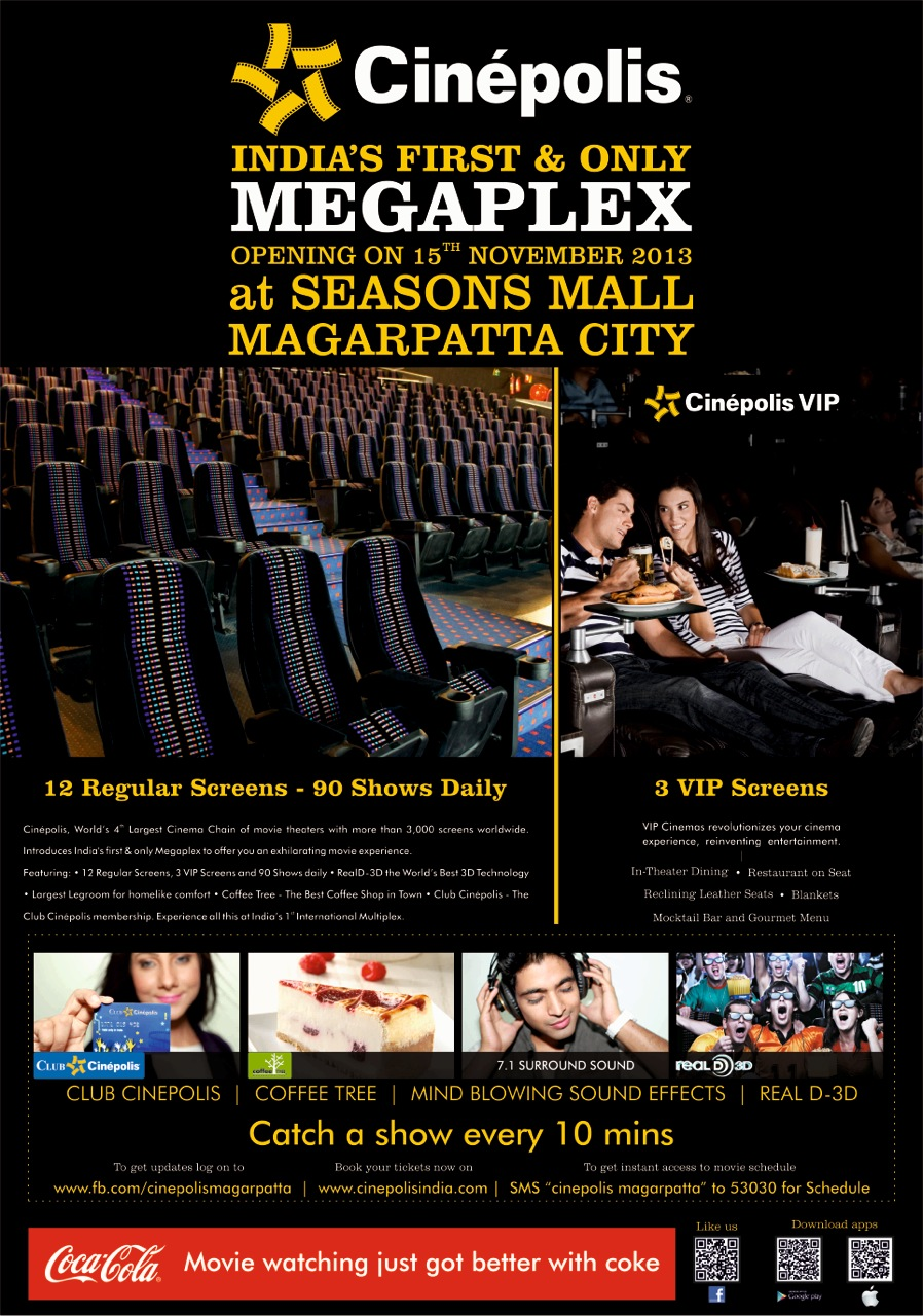 Cinepolis at Seasons Mall