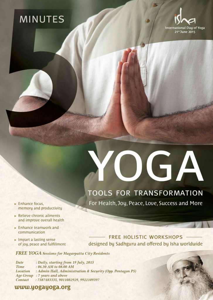 Free-Yoga-sessions-Magarpatta-Citizens-19-july-2015