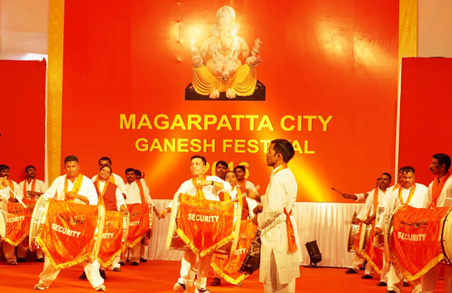 Ganesh Festival Day 1