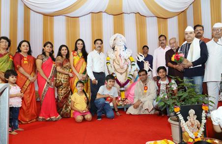 Ganesh Festival Day 5