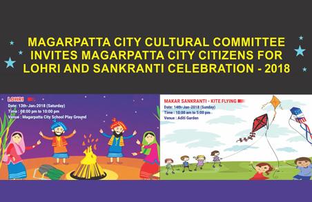 Lohri and Sankranti celebration – 2018